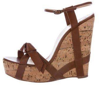 1210daebe0e Christian Louboutin Miss Cristo 140 Wedge Sandals | Love it ...