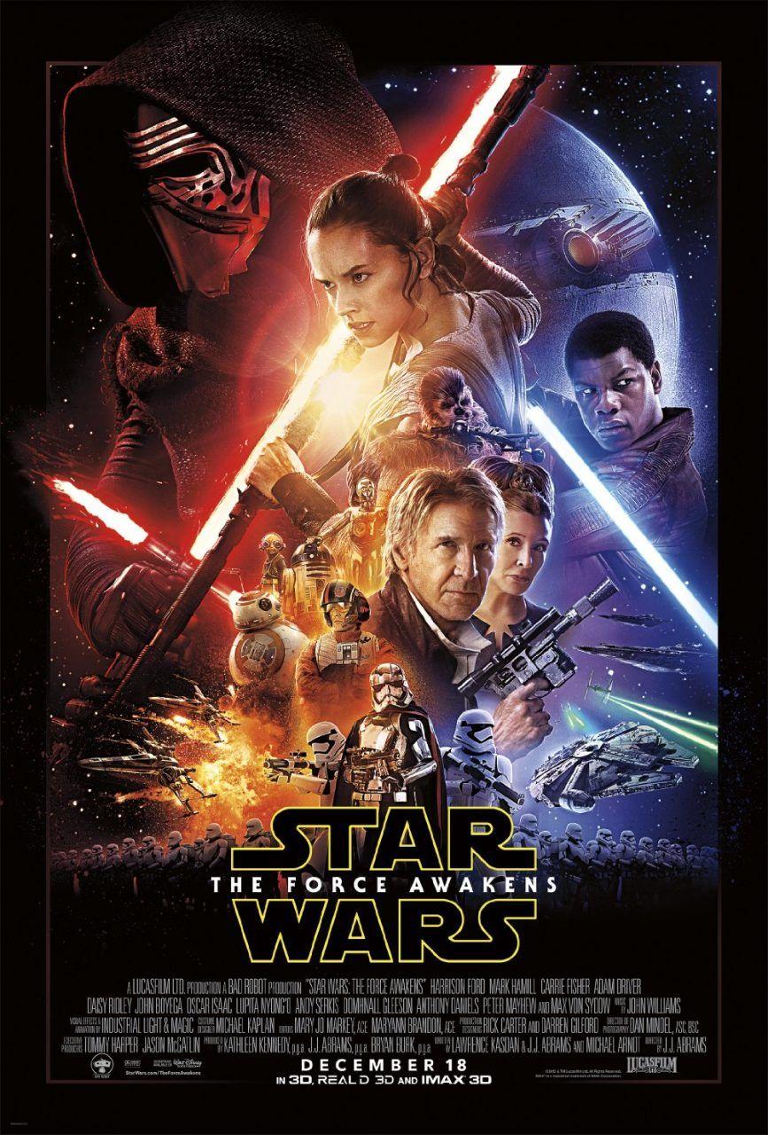 Star Wars The Force Awakens 2015 Watch Movie Hd Online Free
