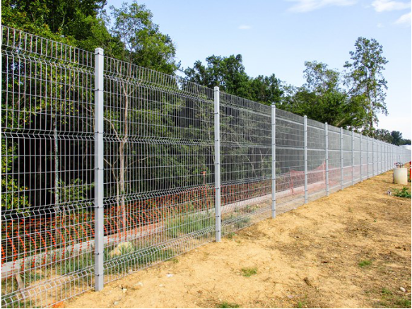 Pin By Anping Linkland Wiremesh Produ On Welded Mesh Fence Mesh Fencing Wire Mesh Fence Steel Frame