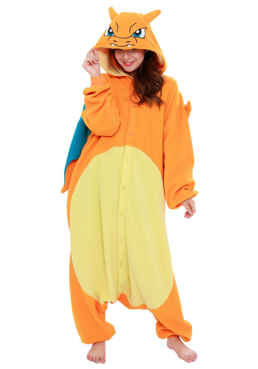 Cozy Pokemon Charizard Slippers only $5