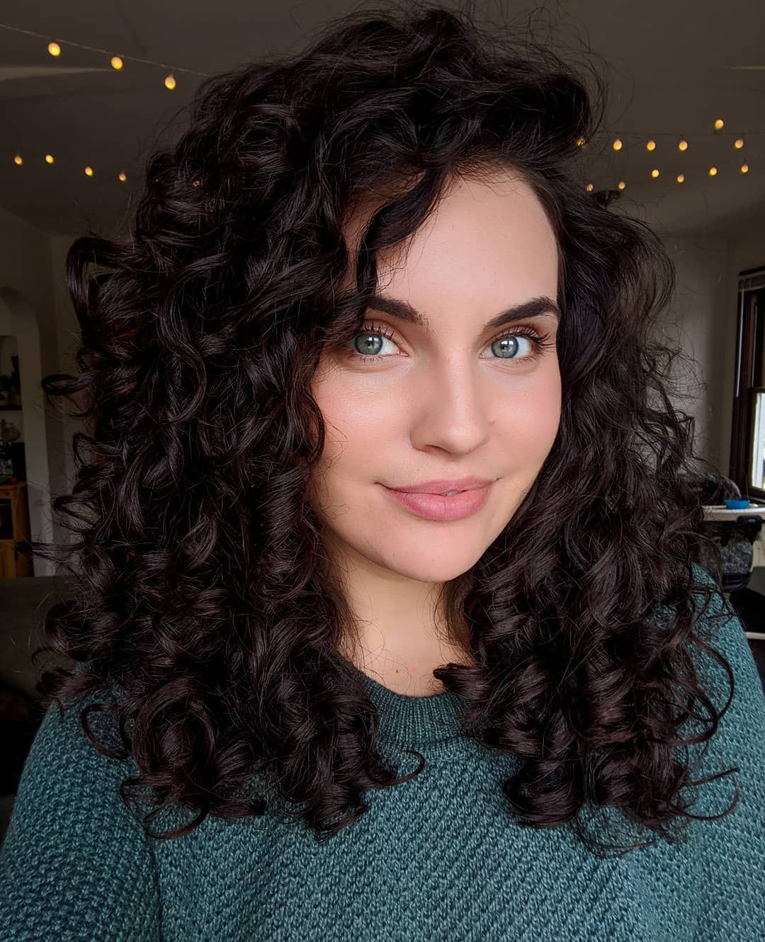 Curly Tay On Instagram I Styled With One Product Yes One And With A Product That I Never Thoug Curly Hair Styles 3a Curly Hair Curly Hair Styles Naturally