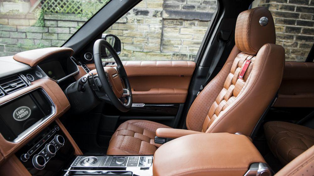 Land Rover Range Rover 4.4 SDV8 Autobiography  | Project Kahn