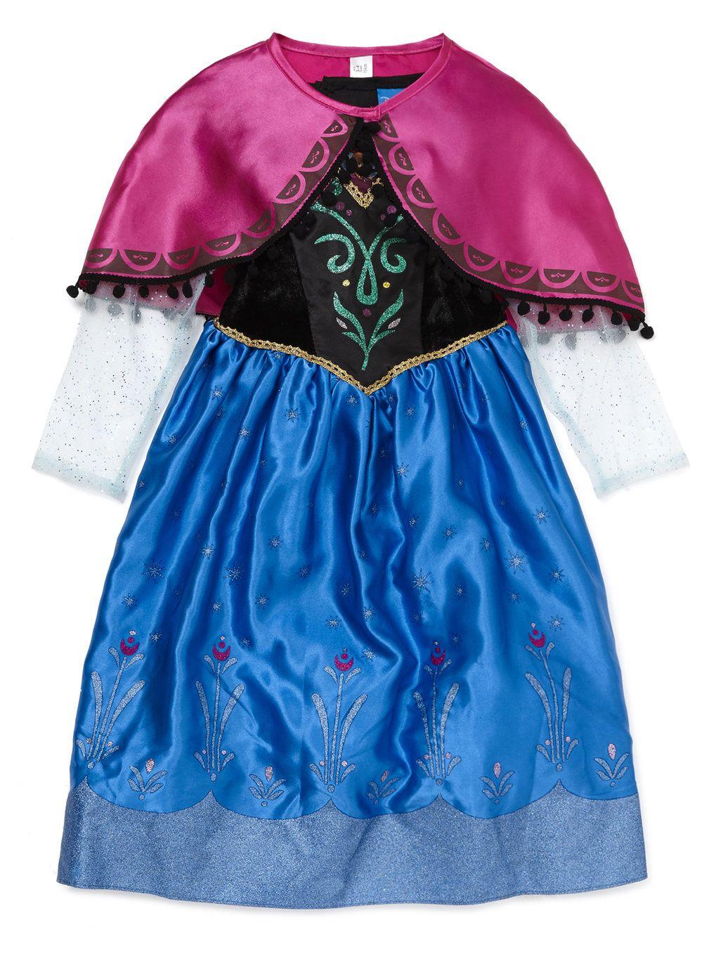 Disney Frozen® Anna Fancy Dress Outfit buy from sainsburys | my ...