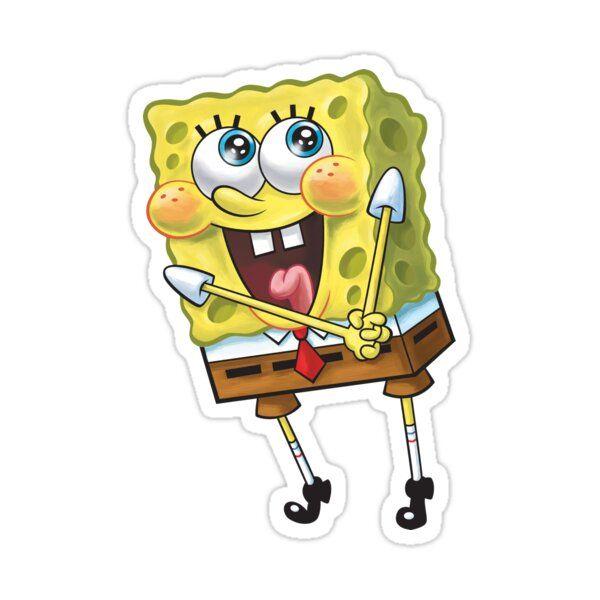 Spongebob Sticker by lividlivi