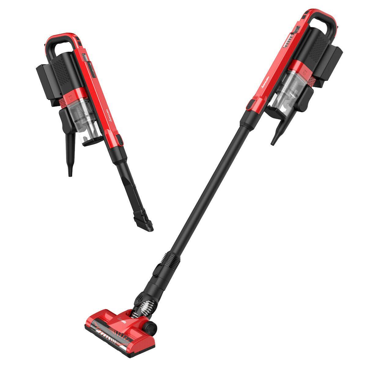 Vacuum Cleaner Cordless Stick Handheld Multi Cyclone Home