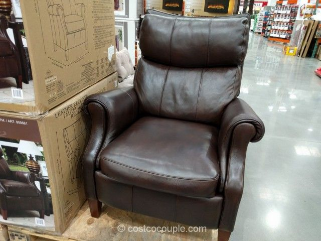 Synergy Home Furnishings Leather Recliner Costco
