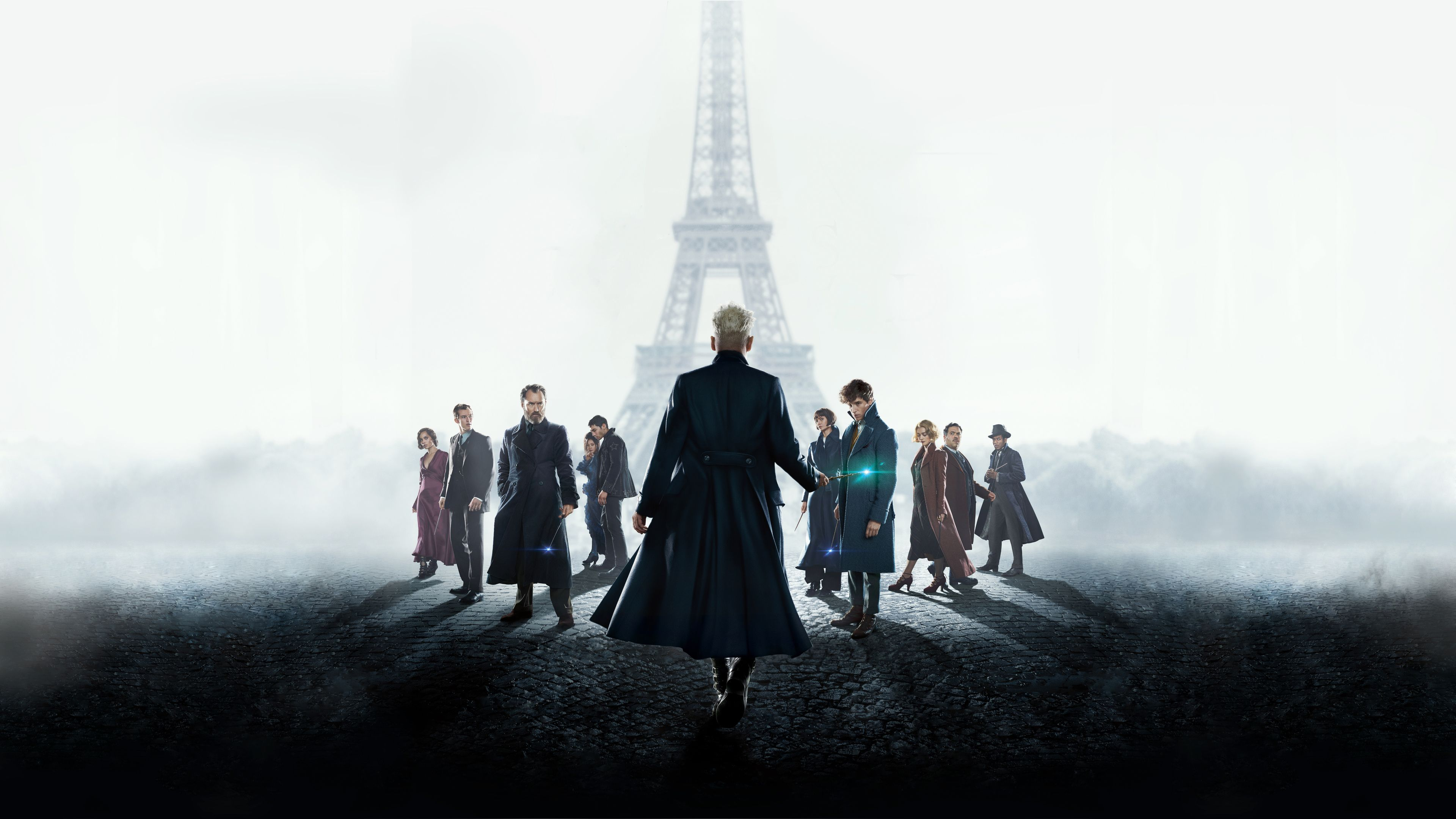 Fantastic Beasts The Crimes Of Grindelwald Wide 4k Movies