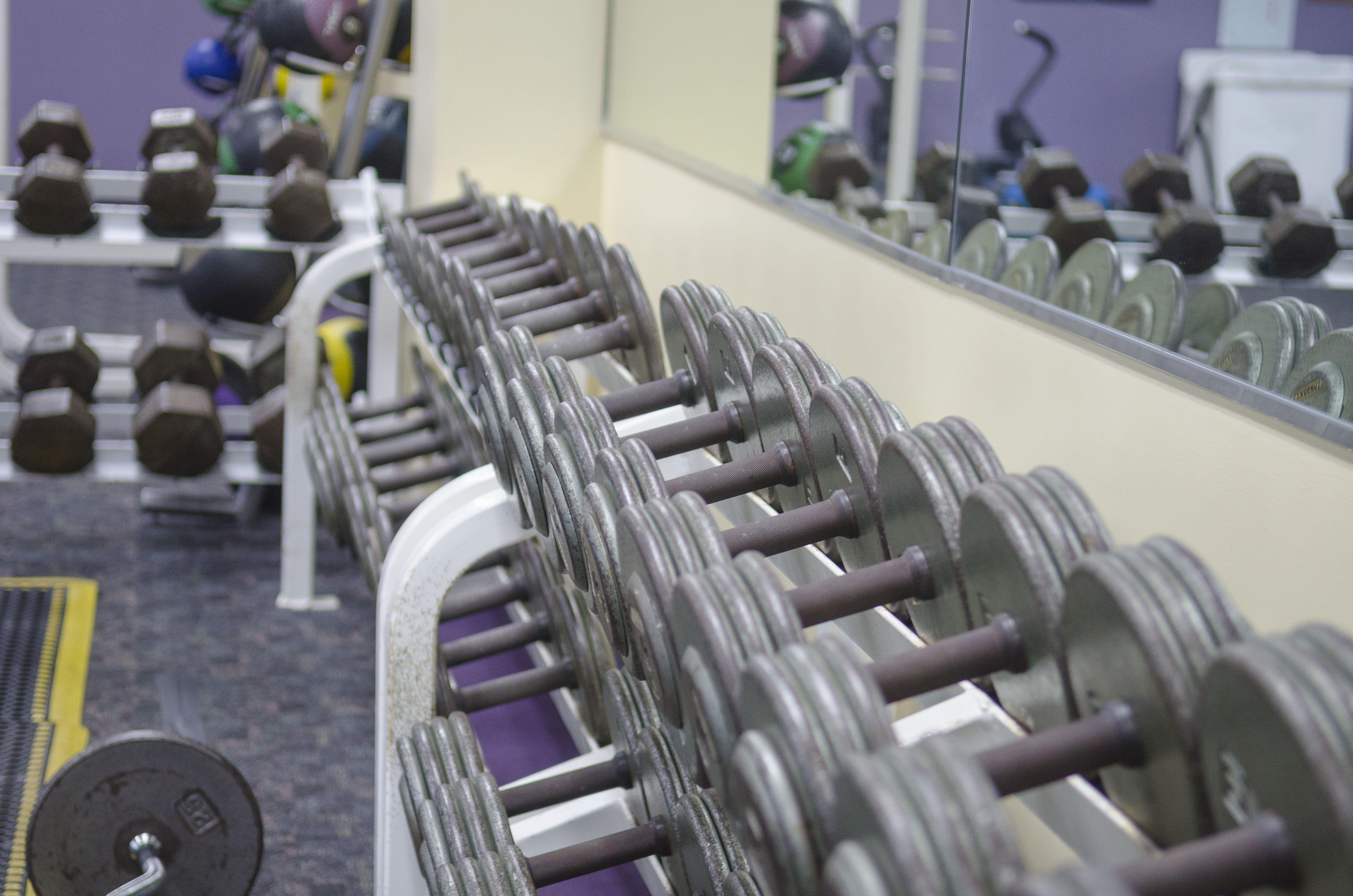 Room  Q Center's Exercise Room