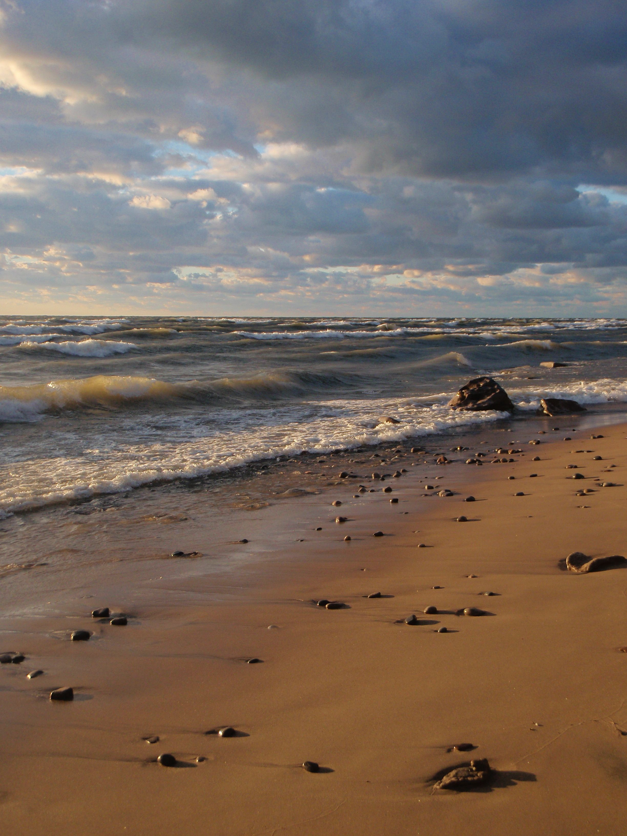 Michigan Beaches, Places To Go