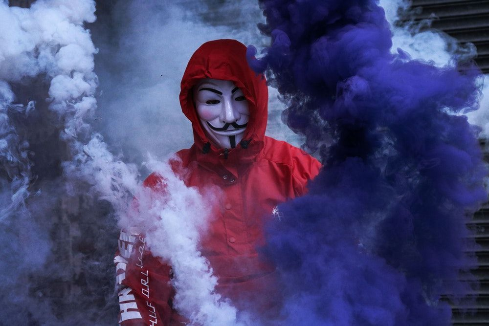Explore More Wallpapers Mask Pictures Joker Photos Joker Wallpapers Cool wallpapers of people wearing masks