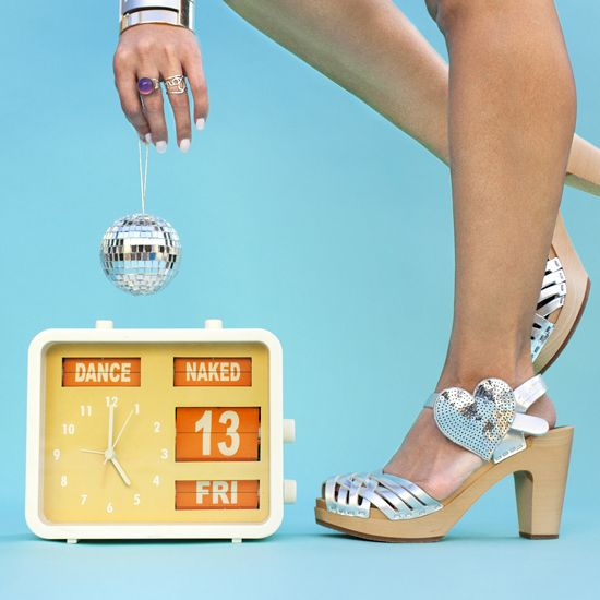 Dance Naked on Friday the 13th! #whorange