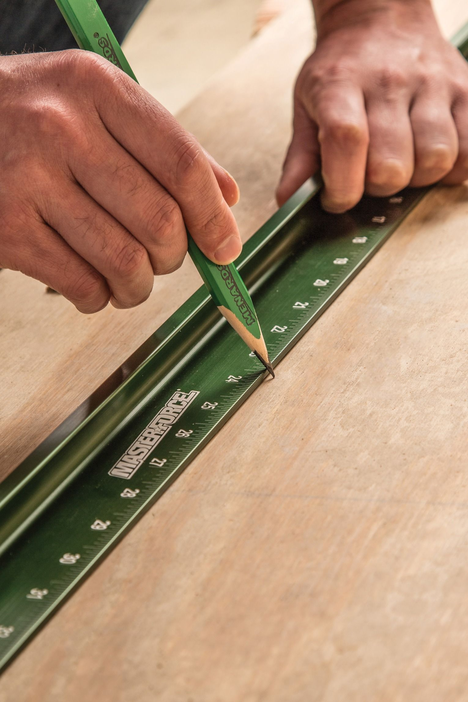 Make Your Measurements Right With Masterforce 36 No Slip Straight Edge Featuring A Nonslip Backing And Laser Etching T Straight Edges Tools Tools Hardware