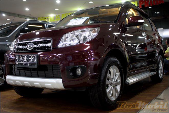 Harga Mobil Bekas Daihatsu Terios Sekilas Harga Terbaru