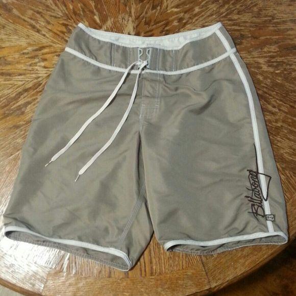Billabong men's board shorts Billabong men's board shorts. Swimming trunks. Size 32 men's. In great condition. Billabong Swim