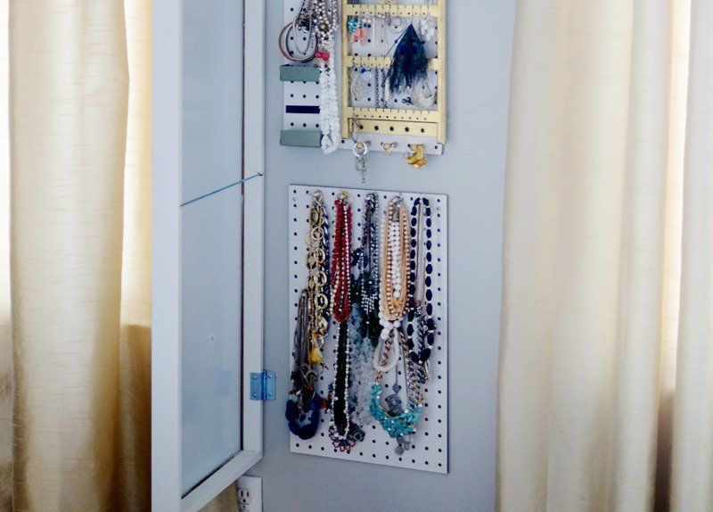 Ikea Hack How To Make The Ultimate Jewelry Storage Solution Diy