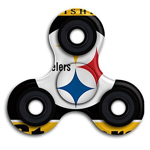 Cheap price ELEMA Pittsburgh Steelers Fid Spinner Finger Toy For