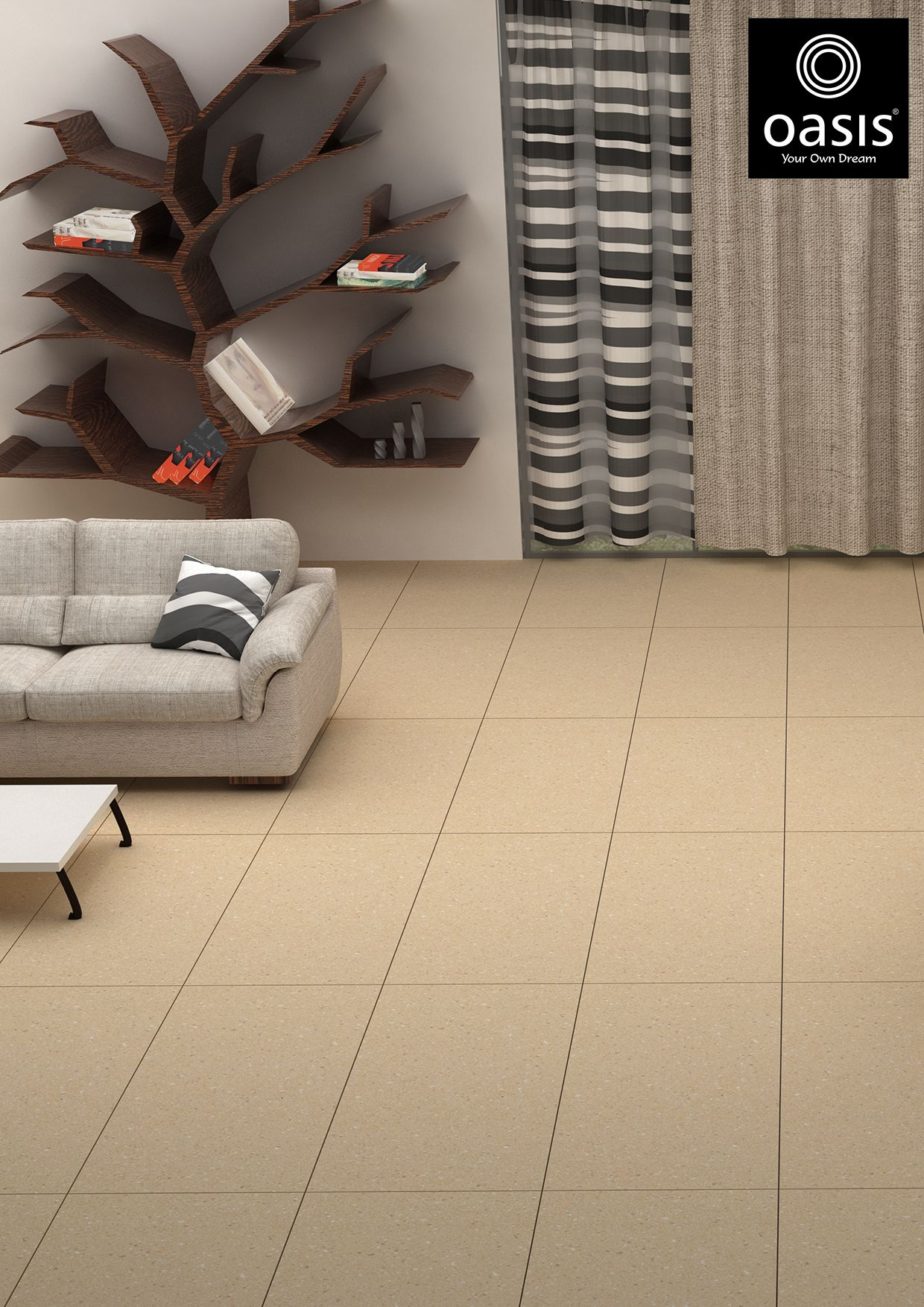 Pin By Oasis Tiles India On Best Floor Tiles For Living Room Living Room Tiles Wall Tiles Design Best Floor Tiles