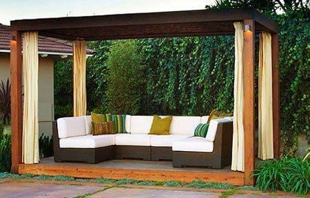 Modern Gazebos Uk Perfect Modern Gazebos Ideas For Outdoor