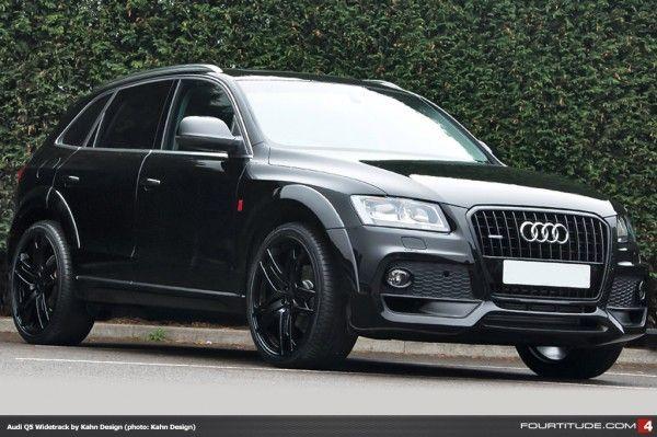 Audi Q5 By Kahn Design