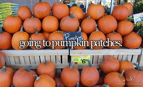 Pumpkinsssss