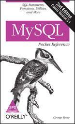 MySQL Pocket Reference 2nd Edition