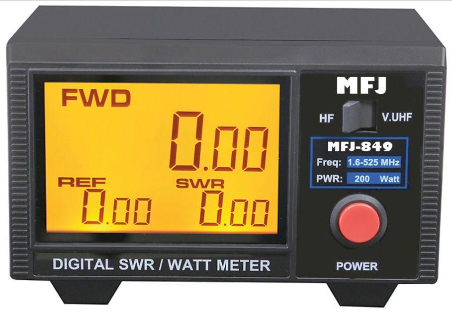 Digital Swr Meter : Unbox and test mfj digital swr meter ham radio hams