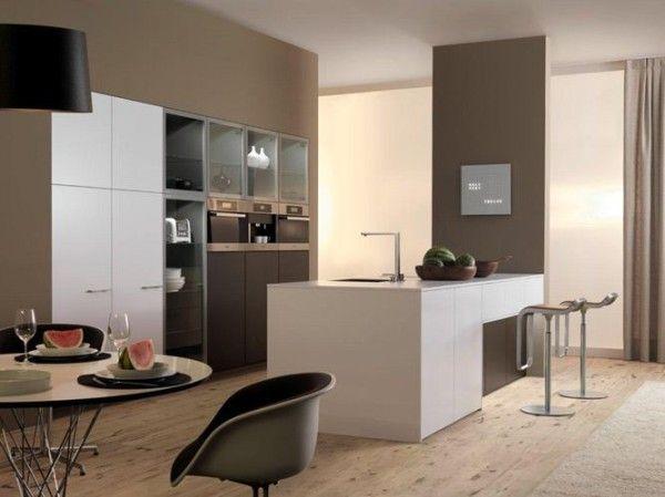 cocina estilo contemporaneo | inspiración de diseño de interiores ...