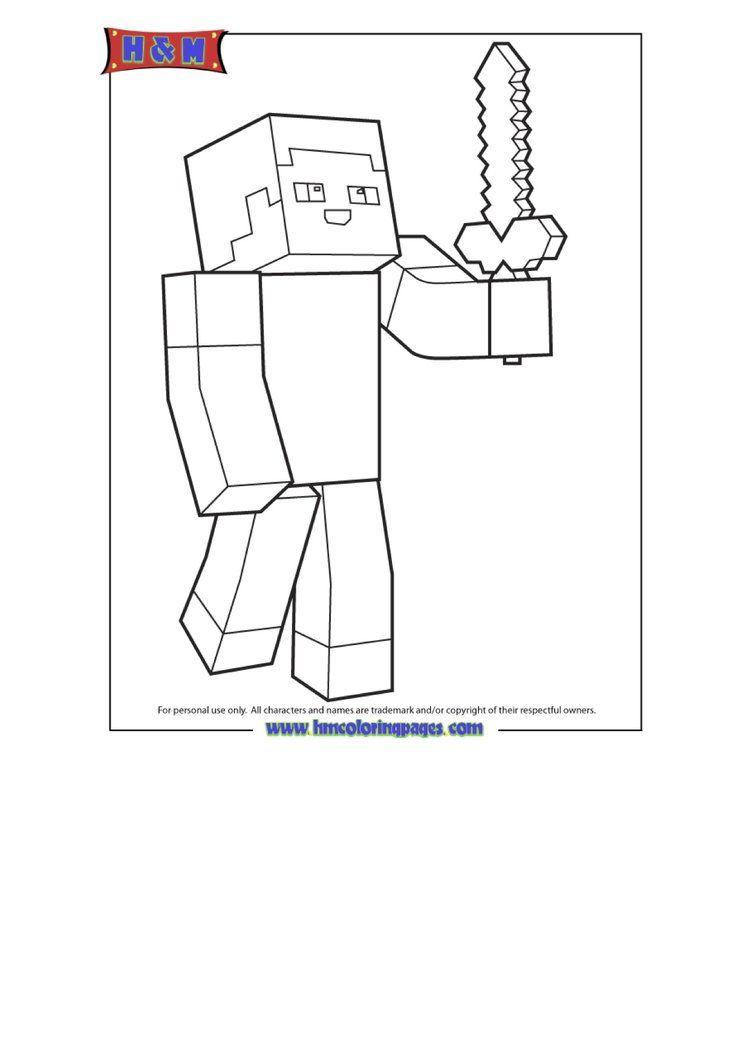 Minecraft Craft Ideas Wonder Kids Minecraft Coloring Pages Coloring Pages For Kids Coloring For Kids