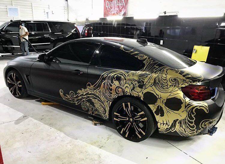 I want this art please healp me car wrap car graphics
