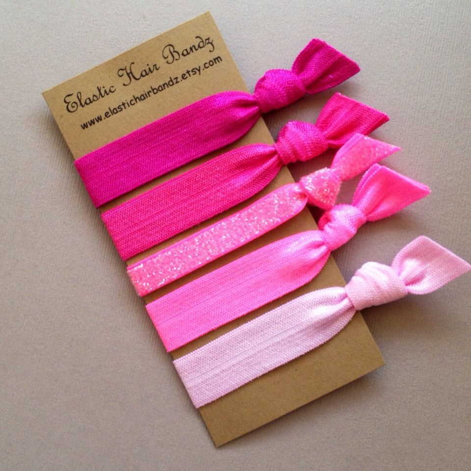 The Melody Hair Tie - Ponytail Holder Collection by Elastic Hair Bandz on  Etsy f1e2146acd9