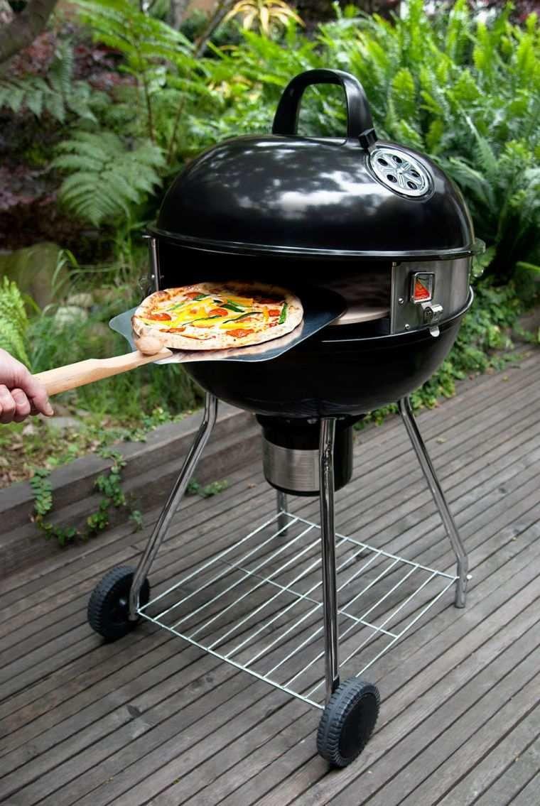 Four à Pizza Extérieur : Modèles à Poser Ou à Faire Soi-même