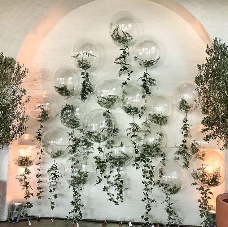 Hochzeit; Ballon; Ballondekoration; Ballonbogen; Hochzeitsszene Hintergrund; H ...