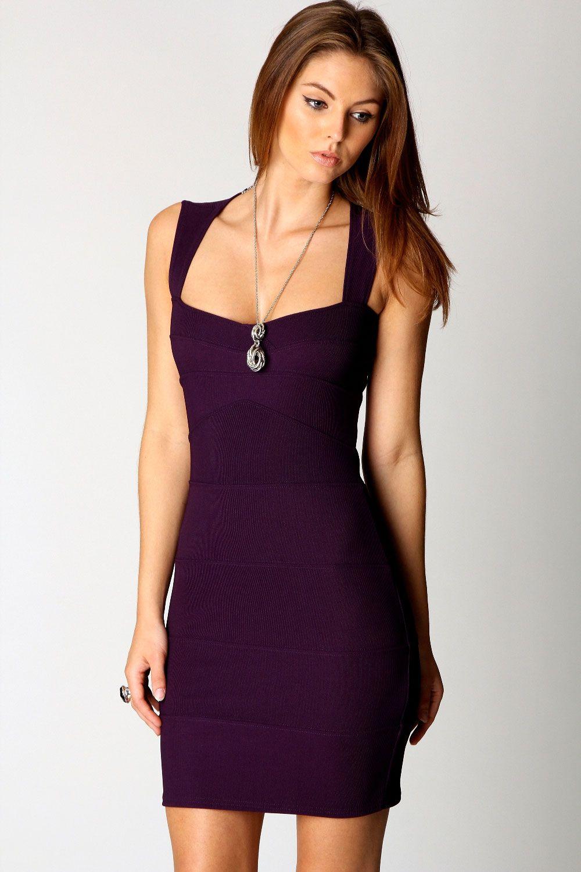 Candy Bodycon Dress | Fashion | Pinterest | Mauve, Purple bodycon ...