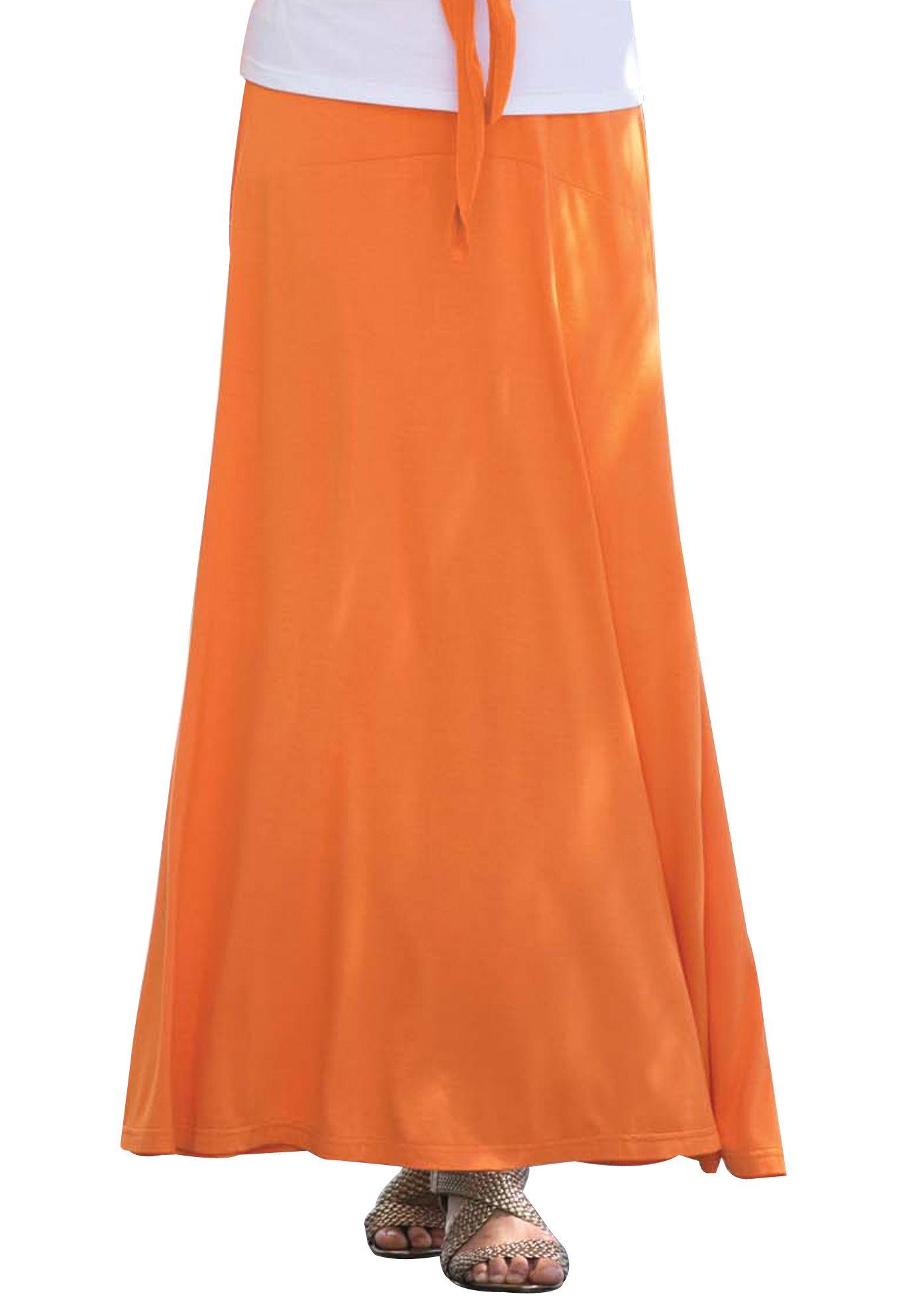 Tall Maxi Skirt | Plus Size Talls | Jessica London