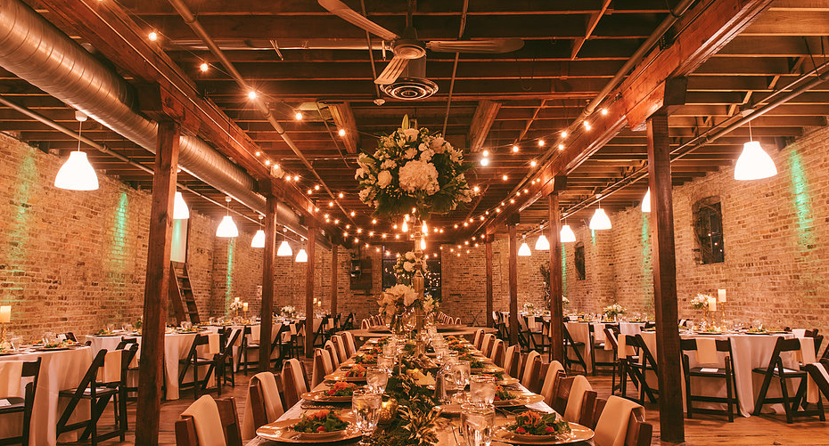 Great Wedding Venue Near Chicago: The Haight- A Rustic Wedding Venue In Chicago Suburbs