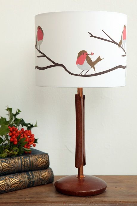 Exceptional Robin Lampshade By Lorna Syson Ideas