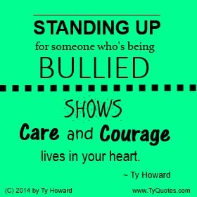 Bullying Quotes Anti Bullying Quotesbullying Awareness And Prevention Quotesty