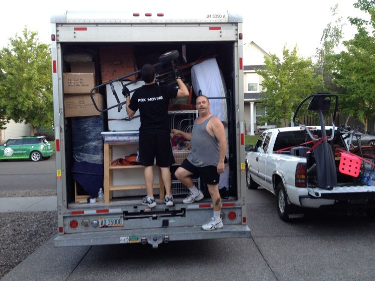 Unloading movers near me