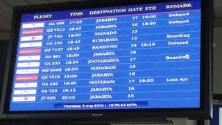 Jadwal Penerbangan Bandara Syukuran Aminuddin Amir | Mbah Online