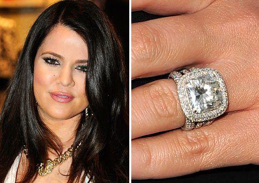 Khloe Kardashian Ring
