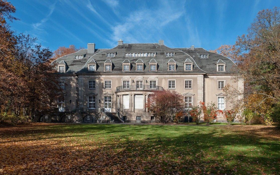 Parkschloss Grunau Leipzig Villa Sack Immobilien Kaufen Luxus Wohnung Anwesen