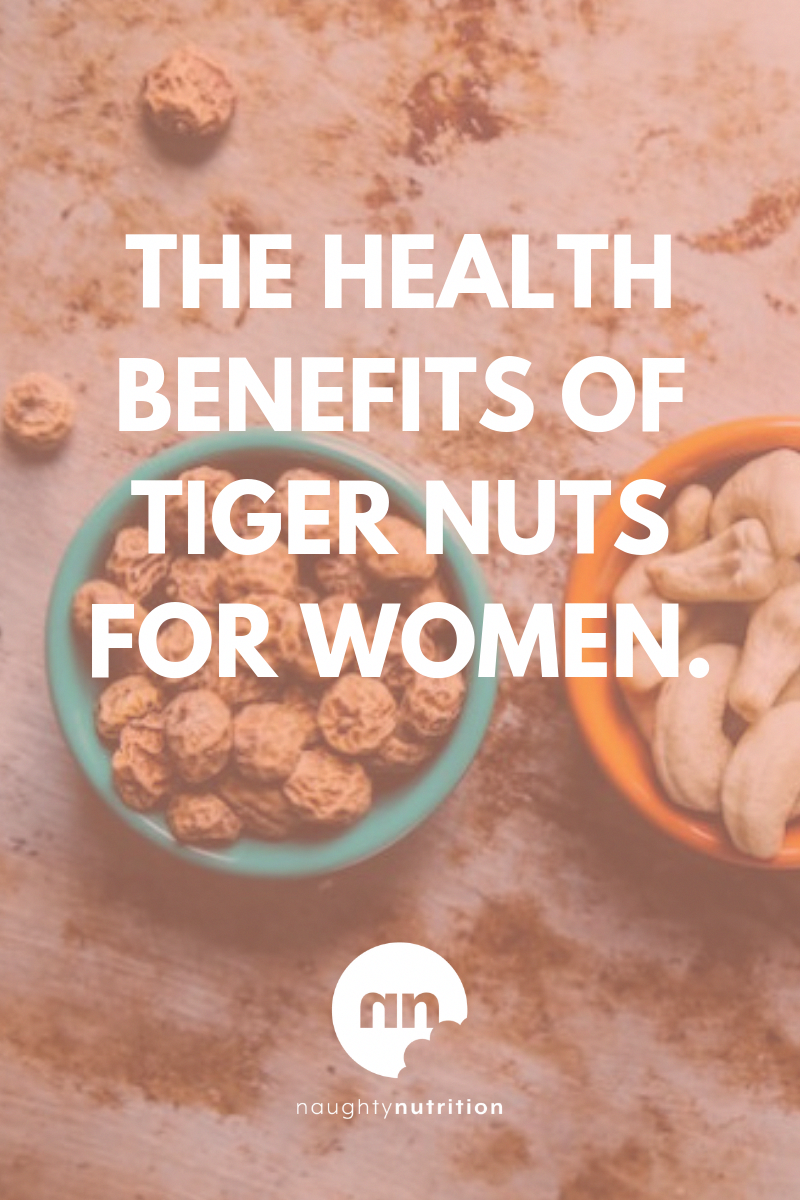 Tiger Nuts Are The New It Nut In The World Of Health And Wellness And It S Probably Because They Have Healthy Facts Health And Fitness Tips Holistic Health