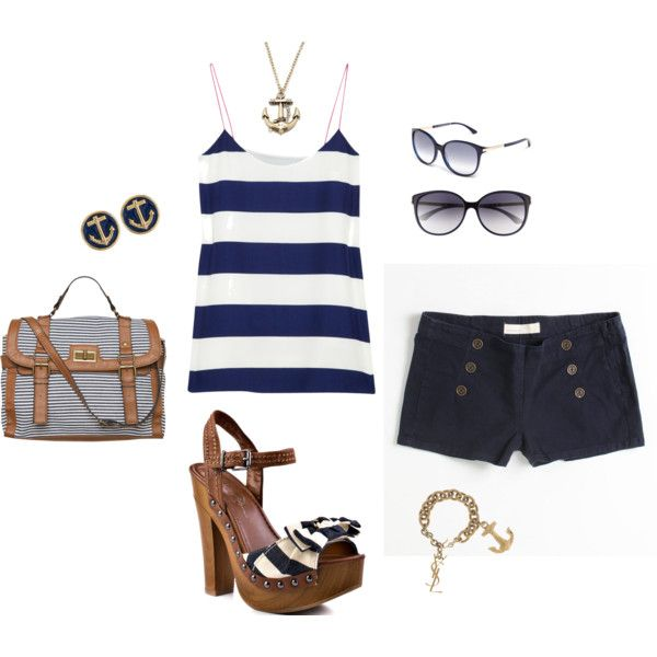 Seaside Fun, created by jessica-hopper on Polyvore
