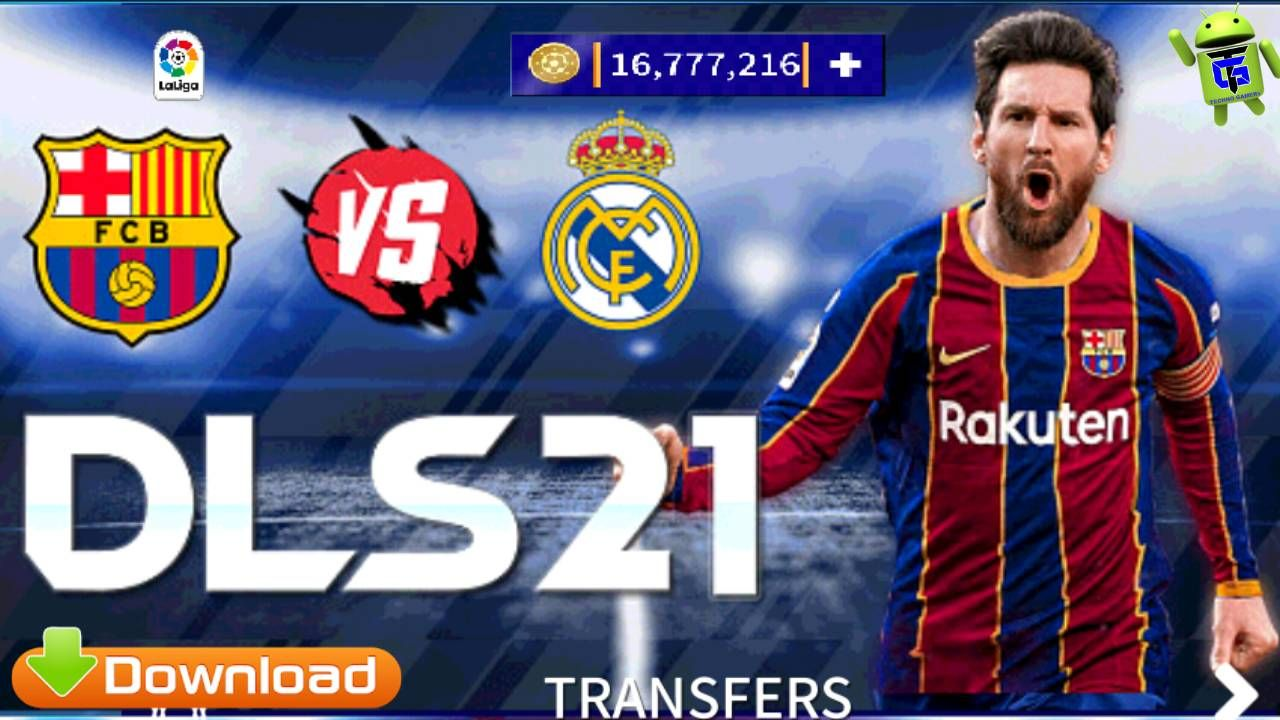 Dls 21 mod dream league soccer android download in 2020