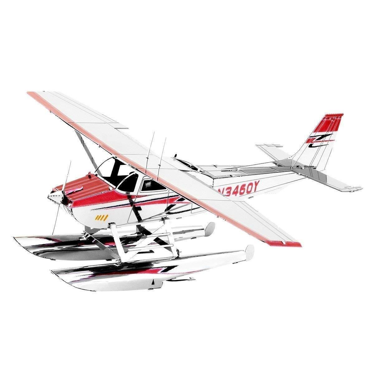 Fascinations Metal Earth Cessna 182 Skylane 3D Metal Model