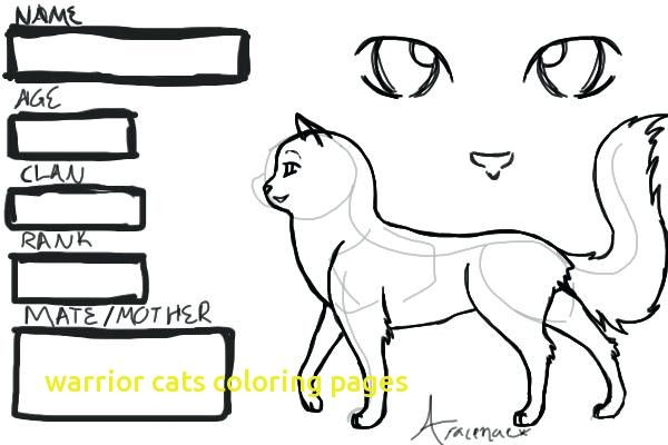 Warrior Cats Coloring Pages With Cat Rhpinterest: Warrior Cat Coloring Pages At Baymontmadison.com