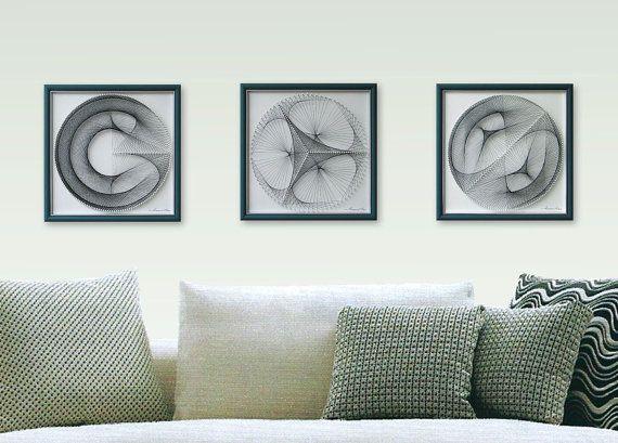 Wall Decor For Home Or Office Zen Art By Feniksartdeco