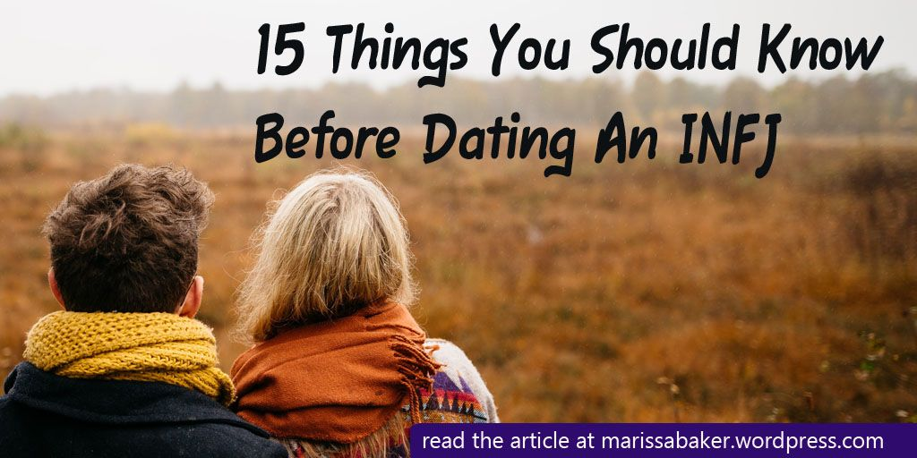 Things you should know before dating an infj