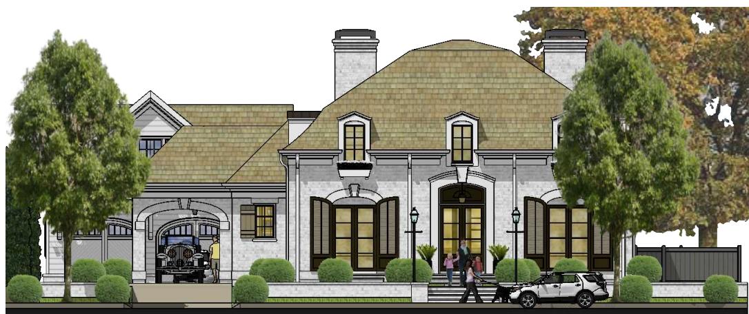 Stephen Fuller House Plans