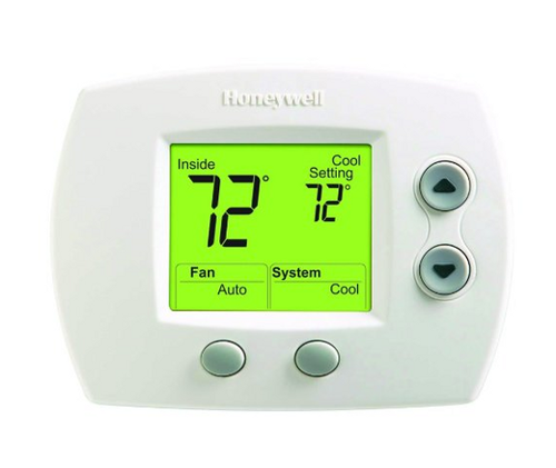 Honeywell TH5110D1006 Focuspro 5000 NonProgrammable